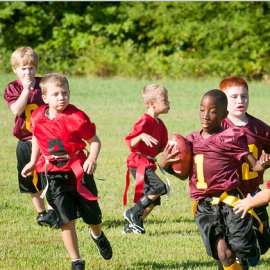 CARDINALS HOST NEXT FLAG FOOTBALL GAME