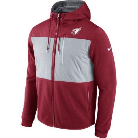 Arizona Cardinals Nike Champ Drive Performance Full-Zip Hoodie – Cardinal