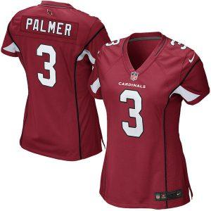 Carson Palmer Arizona Cardinals Nike Women's Game Jersey – Cardinal