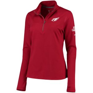 Arizona Cardinals Nike Women's Tailgate Performance Jacket – Cardinal