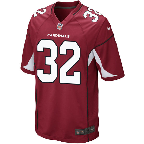new style 489cc 2e350 Mens Arizona Cardinals Tyrann Mathieu Nike Cardinal Game Jersey