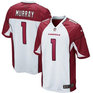 Kyler Murray Arizona Cardinals Nike 2019 NFL Draft First Round Pick Game Jersey – White